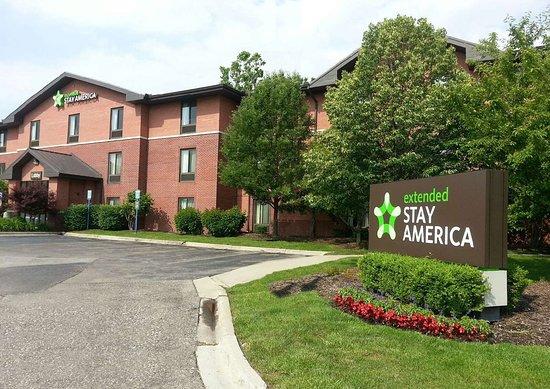 Extended Stay America - Detroit - Warren