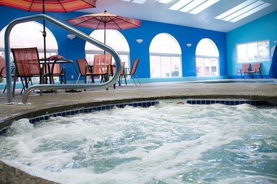 Haverhill, Μασαχουσέτη: Hot Tub