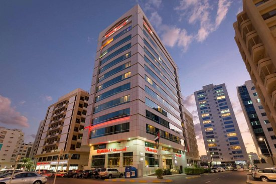 Ramada by Wyndham Abu Dhabi Downtown Hotel