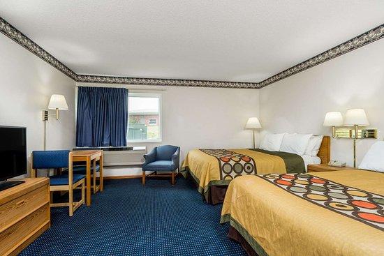 Baldwin, Висконсин: Guest room