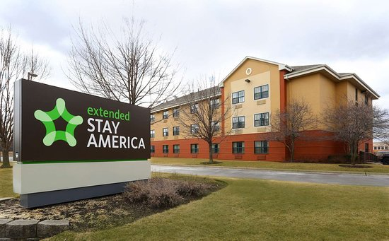 Extended Stay America - Chicago - Buffalo Grove - Deerfield: Exterior