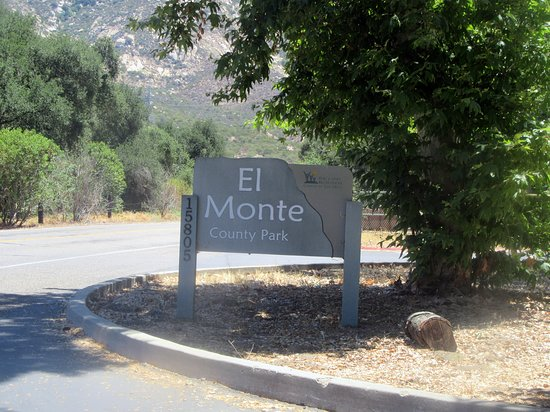 El Monte Community Park, Lakeside, Ca