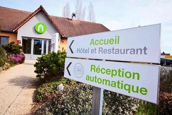 Gonfreville-l'Orcher, France: CAMPANILE LE HAVRE GONFREVILLE EXTER