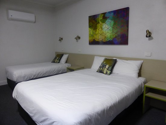 Lavington, Australia: Bed configuration