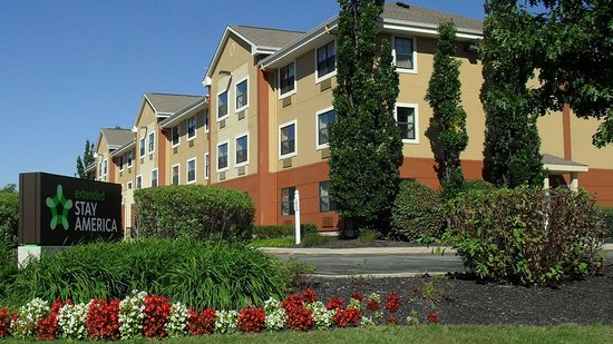 Extended Stay America - Philadelphia - Mt. Laurel - Crawford Place: Exterior