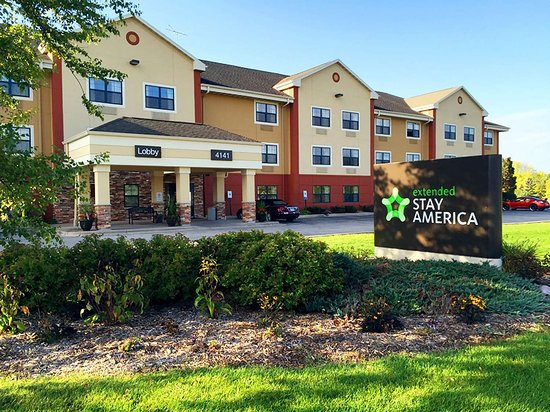 Extended Stay America - Appleton - Fox Cities : Exterior