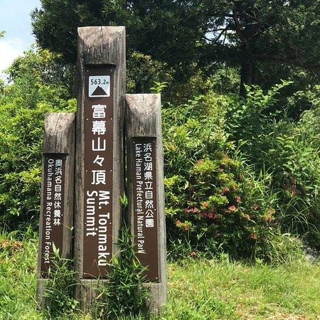 Bilde fra Mt. Tommaku