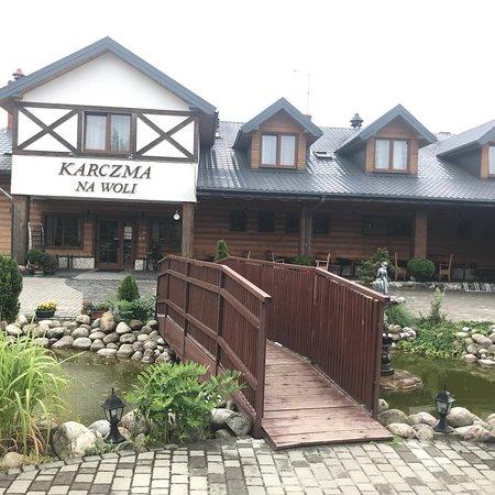 Bilgoraj, Poland: Karczma Na Woli