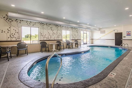 Galion, OH: Indoor pool