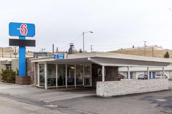 Motel 6 Butte - Historic City Center
