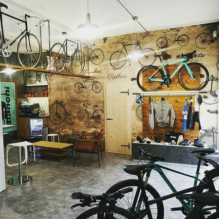 Siena Bike Shop