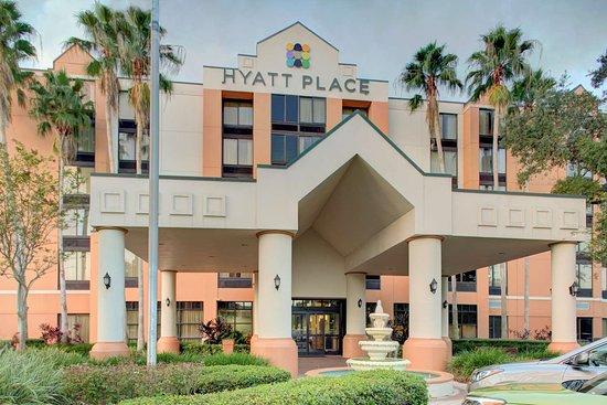 Hyatt Place Tampa Busch Gardens