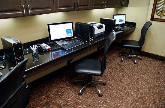 Homewood Suites by Hilton Waco, Texas: Business Center