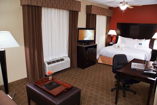 Homewood Suites by Hilton Waco, Texas: Guest room