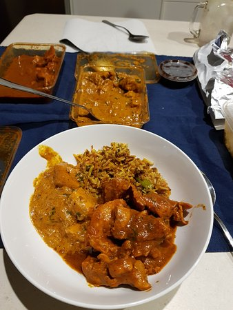 Royal India Restobar: Take-away