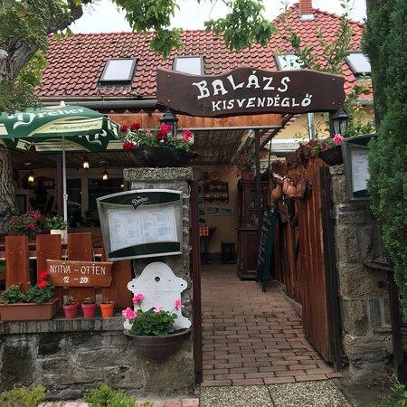 Balazs Kisvendeglo – fénykép