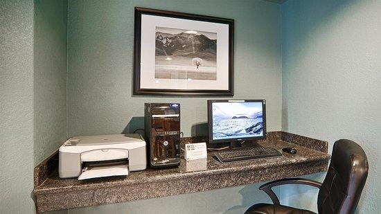 Best Western Kettleman City Inn Suites Business Center
