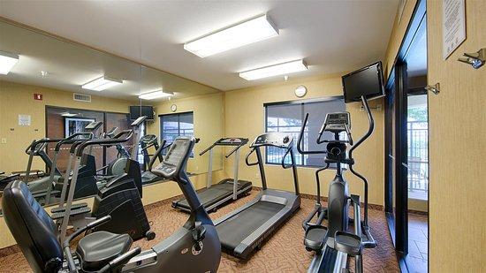 Exeter, Kalifornien: Fitness Center
