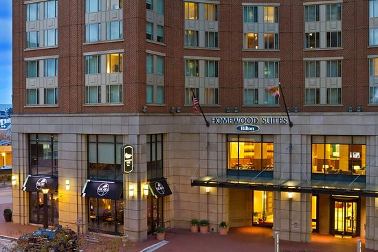 Homewood Suites by Hilton Baltimore Hotel