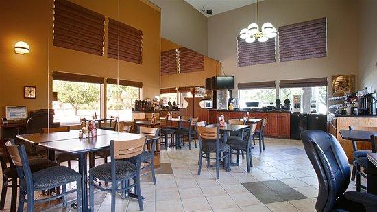 Firebaugh, Kalifornia: Breakfast Area