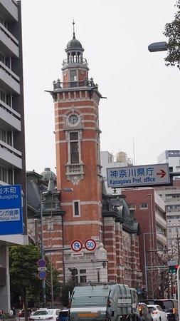 Yokohama Port Opening Hall: 建物外観