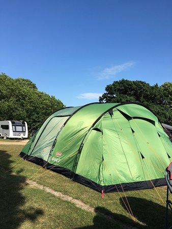 Gilbert's Tent