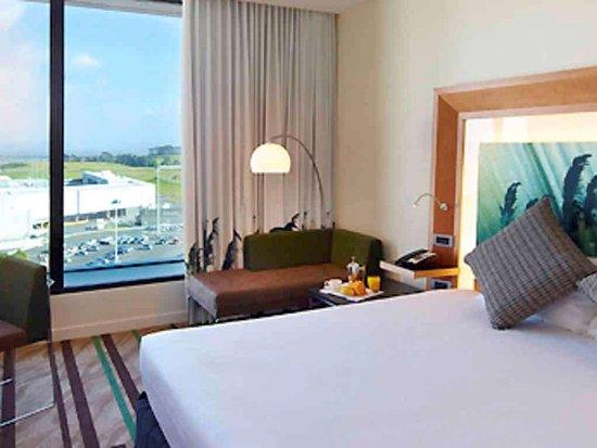 Mangere, Selandia Baru: Guest room