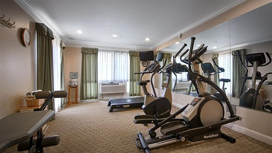 Selma, CA: Fitness Center