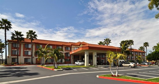 Best Western Plus Anaheim Orange County Hotel: Hotel Exterior