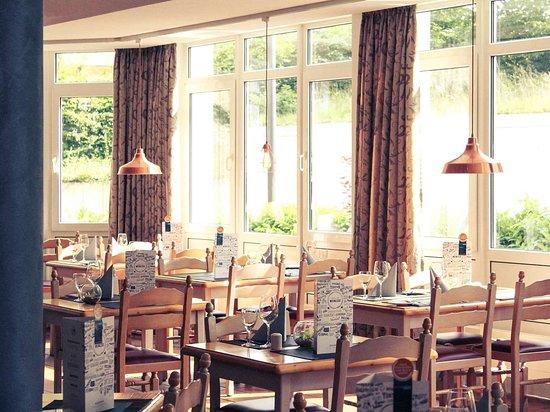 Mercure Hotel Remscheid: Restaurant