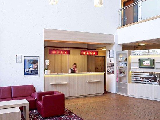 Mercure Hotel Remscheid: Exterior view