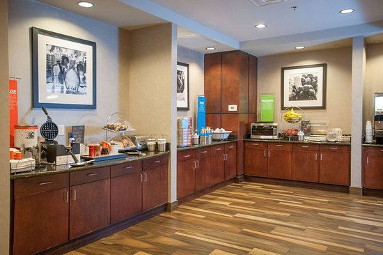 Hampton Inn & Suites Mobile Providence Park/Airport: Restaurant