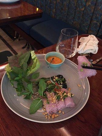 Vietnam House Restaurant: Superb food genuine Vietnamese flavours