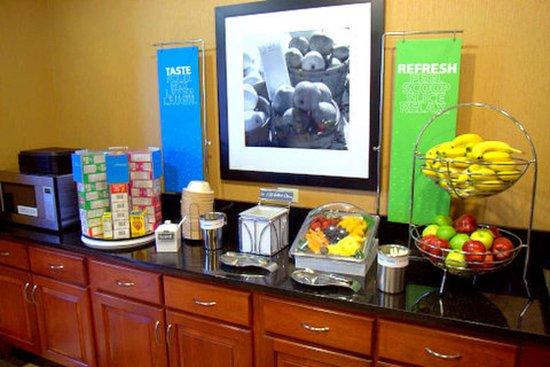 Hampton Inn & Suites Springfield - Southwest: Restaurant