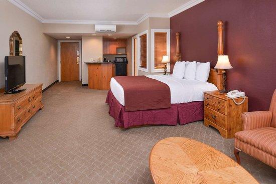 Allen Park, MI: King Whirlpool Suite