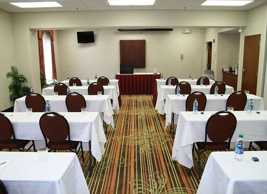 Hampton Inn & Suites Springfield - Southwest: Meeting Room