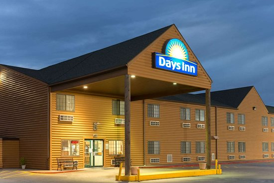 Days Inn by Wyndham New Florence: Welcome to the Days Inn Florence
