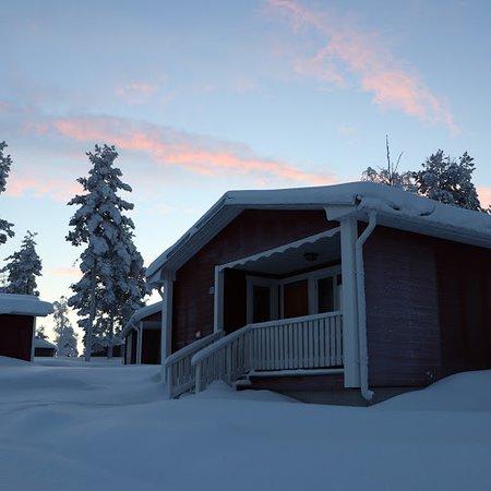 Pajala, Szwecja: Enkele huisjes ook in winterperiode te huur