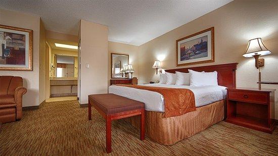 East Palatka, FL: King Suite