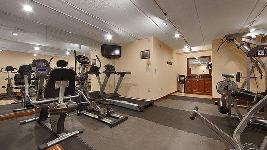 East Palatka, FL: Fitness Center