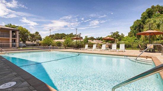 East Palatka, FL: Outdoor Swimming Pool