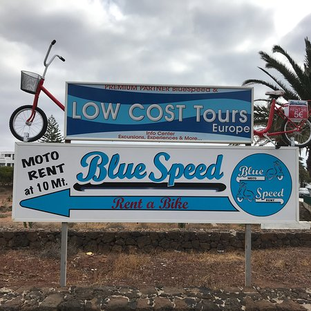 Blue Speed Moto Rent