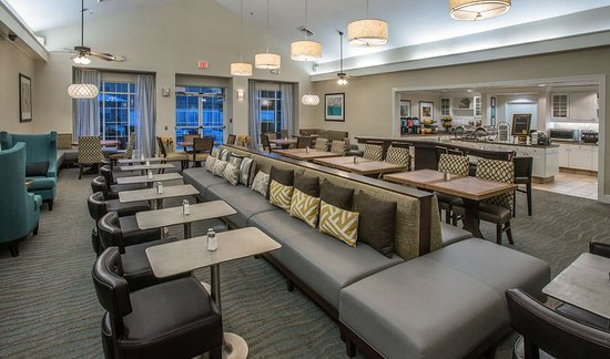 Homewood Suites by Hilton Montgomery: Restaurant