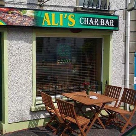 Glenties, Ireland: Shop Front