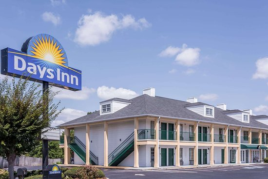Days Inn by Wyndham Simpsonville