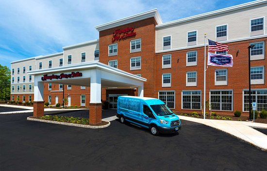 Hampton Inn & Suites Bridgewater