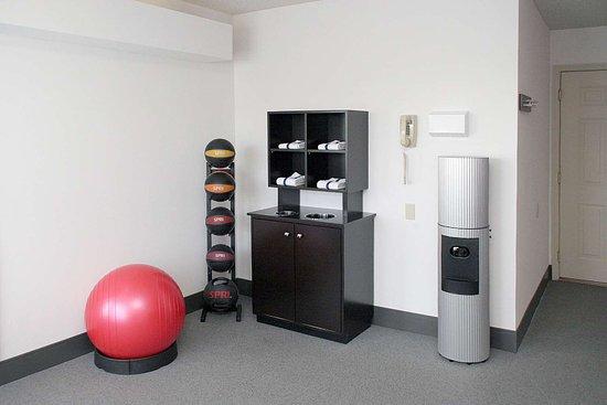 Homewood Suites by Hilton Columbus / Worthington: Health club