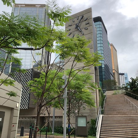 香港规划及基建展览馆(夏悫道)