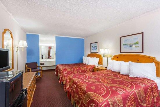 Summerton, Carolina del Sur: Guest room