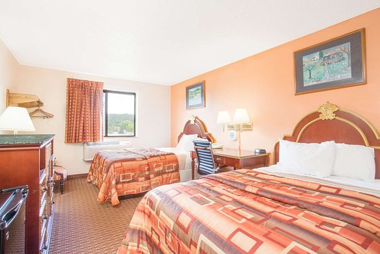 Hornell, NY: Guest room